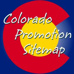 Colorado Promotion Sitemap