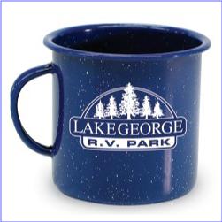 Imprinted Camping Mug