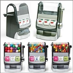 Custom Jackpot Slot Machine Candy Dispenser