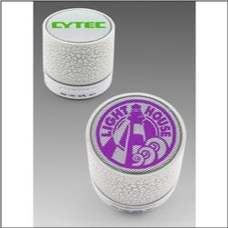 Custom Lighted Bluetooth Speaker